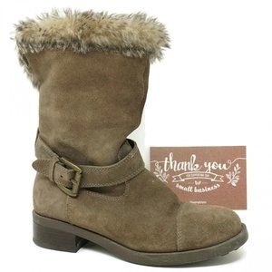 Cougar Womens Franca Winter Mid Boots Size 7M